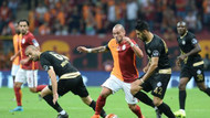 Galatasaray 1-2 Osmanlıspor