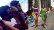 Sinem Kobal ile Kenan İmirzalıoğlu Yunanistan tatilinde