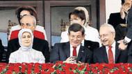 Davutoğlu ve Kılıçdaroğlu torun muhabbeti yapıyormuş