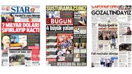 Gazeteler İpek grubuna baskını nasıl gördü?