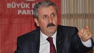 BBP'den AKP-SP ittifakı iddiası