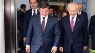 Davutoğlu-Kılıçdaroğlu görüşmesi bitti