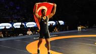 Taha Akgül 62 saniyede dünya şampiyonu