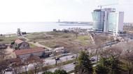 Ataköy sahildeki inşaatlara durdurma