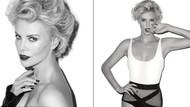 Charlize Theron Marilyn Monroe oldu