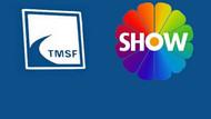 Show TV yönetimi yeniden Ciner'de
