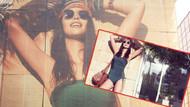 İstanbul'da bikini reklamına sansür