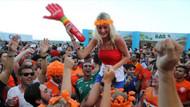 Brezilya'dan renkli görüntüler