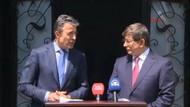 Davutoğlu'ndan rehine açıklaması