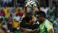2014 DÜNYA KUPASI.. İran 0-0 Nijerya