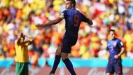 Gol düellosunda kazanan Hollanda oldu
