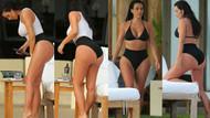 Kim Kardashian kas yapmış