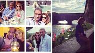 Esra Erol'un Venedik'te aşk tatili
