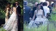 Eros Ramazzotti kır düğünüyle evlendi