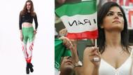 İranlı kadınlardan samba