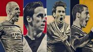 Dünya Kupası'nda son iki finalist belli oluyor