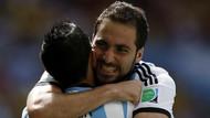 Arjantin'de yarı final sevinci