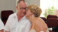 23 yıl önce ayrılan Norveçli çift Alanya'da evlendi