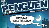 Penguen'den Erdoğan kapağı