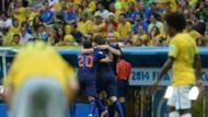 Hollanda 3 golle dünya üçüncüsü