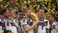 Dünya Kupası'nda şampiyon Almanya