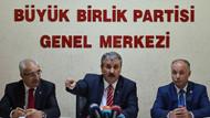 BBP'den İhsanoğlu'na evet!