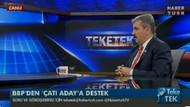 Destici: Erdoğan ayıp ediyor