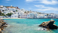 Mykonos'ta çılgın tatil