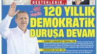 Yeni Asır'dan Erdoğan'a tam destek