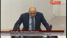 İşte Ahmet Şık'ın AKP'li vekilleri çıldırtan konuşması
