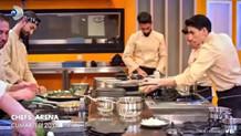Chefs Arena yarışması yayından kaldırıldı