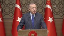 Erdoğan'dan İmamoğlu'na Kanal İstanbul cevabı: Sen otur işine bak