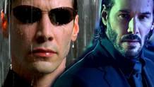 Keanu Reeves rüzgarı Matrix 4 ve John Wick 4 aynı gün vizyona giriyor