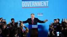 İngiltere'de seçimi kazanan Johnson: 31 Ocak'ta AB'den ayrılıyoruz