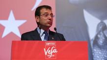 Medipol Başakşehir'den Ekrem İmamoğlu'na teşekkür