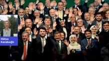 Davutoğlu 154 kişilik Kurucular Kurulu ile Anıtkabir'e çıkıyor