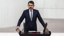 Bakan Kurum'dan son dakika Kanal İstanbul açıklaması