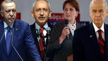 Bugün seçim olsa hangi parti kaç oy alır? İşte son seçim anketi