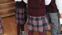 Kız öğrencilerin etek boyunu ölçen okul müdürünün ses kaydı ortaya çıktı