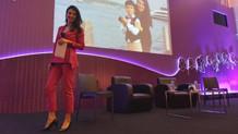 Seval Özcan'ın Dünya Markası Olma Yolunda Göbeklitepe konferansına büyük ilgi