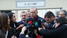 Erdoğan'dan İmamoğlu'na: Kanal İstanbul bu şahsın konusu değil