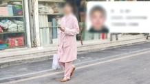 Belediye sokağa pijamayla çıkanları ifşa etti