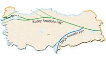 Doğu Anadolu fay hattı nereden geçiyor? Doğu Anadolu fay hattı haritası