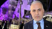 Kızılay Başkanı Kınık deprem sonrası bağış talep etti! Tepkiler gelince paylaşımı sildi