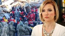 Berna Laçin'den soruşturma açıklaması: Benim haberim yok