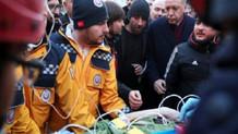 AFAD'dan gazeteci Akinan'ın Erdoğan'la ilgili iddialarına yalanlama