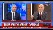 Kızılay Başkanından flaş Ensar Vakfı açıklaması