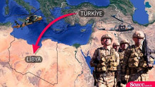 Libya nerede? Türk askeri Libya'da nereye gidecek?