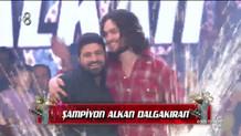 O Ses Türkiye 2020 şampiyonu Alkan Dalgakıran oldu
