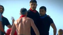 Survivor 2020'de ilk kavga! Yasin Obuz ve Parviz Abdullayev birbirine girdi!